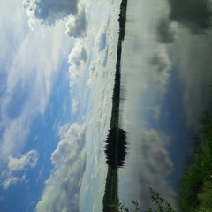 Photo taken at Elk Island National Park by Mike H. on 7/15/2013