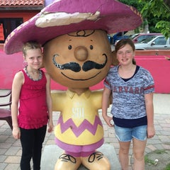 Photo taken at Boca Chica's Taco House by Brian B. on 5/31/2014