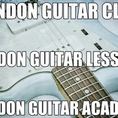 Photo taken at London Guitar Academy by London Guitar A. on 8/27/2015
