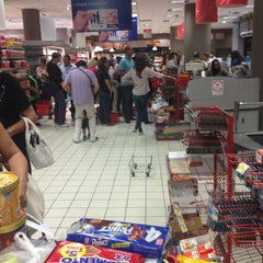 Photo taken at Carrefour Market by Cyrine M. on 9/26/2013
