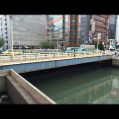 Photo taken at 内海橋 by Kazuo T. on 7/14/2015
