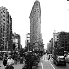 Photo taken at Flatiron Building by Dmitry B. on 6/12/2014