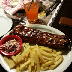 Photo taken at Mamut Restaurant by Rodrigo N. on 11/9/2012