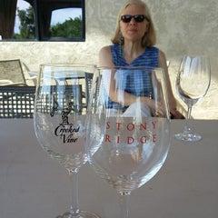 Photo taken at Crooked Vine/Stony Ridge Winery by Pamela K. on 7/19/2014