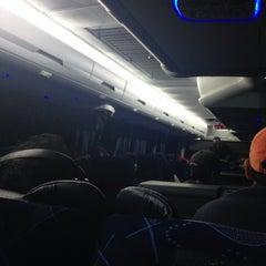 Photo taken at Autobuses Medher Villahermosa by Xavi P. on 2/14/2014