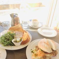Photo taken at Armory Wharf Café by ChingYuen on 7/26/2015