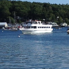 Photo taken at Cap'n Fishs Cruises (AKA Maine Whales) by Ronda W. on 9/3/2014