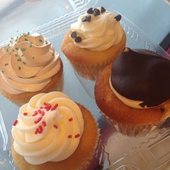 Photo taken at Cupcakes-A-Go-Go by Jessica R. on 7/12/2014