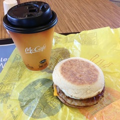 Photo taken at McDonald's by Neal E. on 3/29/2013