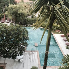 Photo taken at Lamai Buri Resort by Артур on 7/31/2015