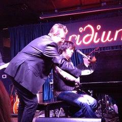 Photo taken at The Iridium by Nikki B. on 11/14/2012