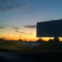 Photo taken at Mission Tiki Drive-In Theatre by Annie M. on 8/25/2014