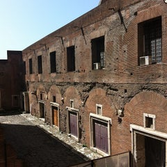 Photo taken at Mercati di Traiano by Angelo R. on 5/3/2013