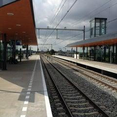 Photo taken at Station Nijmegen Lent by Francis H. on 8/3/2013