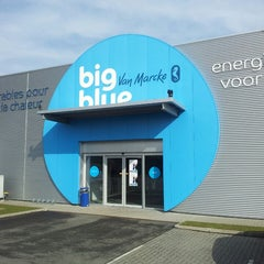 Photo taken at Big Blue by Brecht S. on 3/8/2013