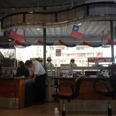 Photo taken at Leon Frenos by Lillian O. on 9/14/2012
