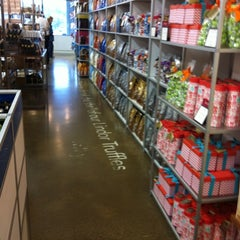 Photo taken at Lindt Factory Outlet by Tasha M. on 10/6/2013