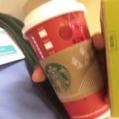 Photo taken at Starbucks by jc T. on 12/24/2013
