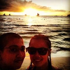 Photo taken at Boracay Sunset Resort by Ashley I. on 12/29/2012