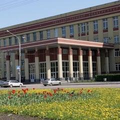Photo taken at ВГУ by Алина Щ. on 7/19/2013