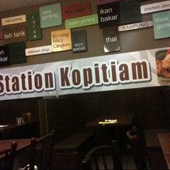 Photo taken at Station Kopitiam by aiman z. on 8/2/2013