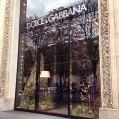 Das Foto wurde bei Dolce&Gabbana von Shayoma A. am 11/22/2014 aufgenommen