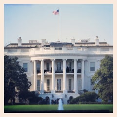 Photo taken at The White House by Maria H. on 7/26/2013