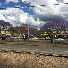 Photo taken at Beenleigh Railway Station by Stacie Y. on 10/16/2014