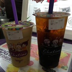 Photo taken at Chatime by CK on 8/9/2015