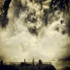 Photo taken at Parque Nacional de Iguazú by Celina O. on 12/10/2012