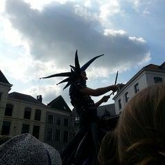 Photo taken at Deventer op Stelten by Erhan A. on 7/13/2014
