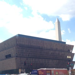 Photo taken at National Museum of African American History and Culture by Tonyhopedale on 8/5/2015