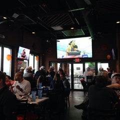 Photo taken at Kickback Jack's by Brad G. on 3/16/2014