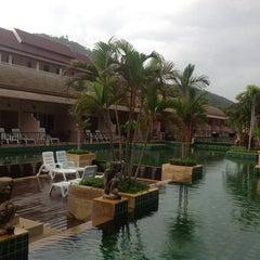 Photo taken at Phuket Kata Resort by Artem L. on 7/26/2014