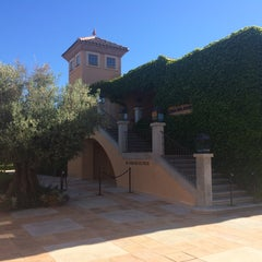 Photo taken at La Quinta de Jarama by Christina A. on 5/27/2015