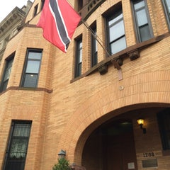 Photo taken at Embassy Of The Republic of Trinidad and Tobago by Armie on 11/2/2015