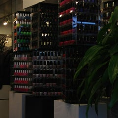 Photo taken at Urban Nails by Edlynne L. on 12/21/2012