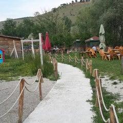 Photo taken at Efsane Cafe by Cengiz E. on 5/26/2014
