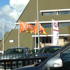Photo taken at Van der Valk Hotel Vianen by Patrick S. on 10/4/2012