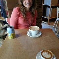 Photo taken at Primavera Coffee Roasters by David M. on 11/21/2012