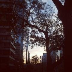 Photo taken at Apoquindo con Malaga by Pancho A. on 9/21/2012