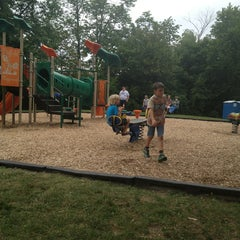 Photo taken at Daffodil Playground by Adam G. on 8/11/2013