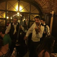 Photo taken at Trattoria Étterem/Restaurant by Mehmet D. on 9/3/2015