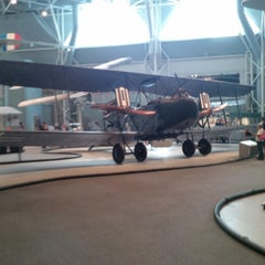 Photo taken at Canada Aviation and Space Museum by Rahul S. on 5/18/2013