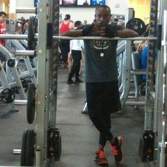 Photo taken at LA Fitness by @GodsRockstar on 6/1/2015