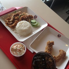 Photo taken at KFC (เคเอฟซี) by Boom K. on 7/25/2013