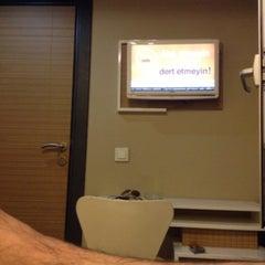 Photo taken at Yenibosna Hotel by Asmira C. on 9/19/2014