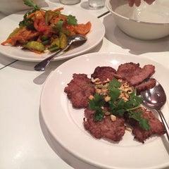Photo taken at Mylan Restaurant by Elle W. on 10/7/2014