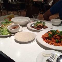 Photo taken at Mylan Restaurant by Elle W. on 9/9/2014