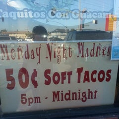 Photo taken at El Ranchero by Maria W. on 8/10/2013